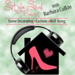 Style Soul Podcast Home Decorating Fashion organize kids toys