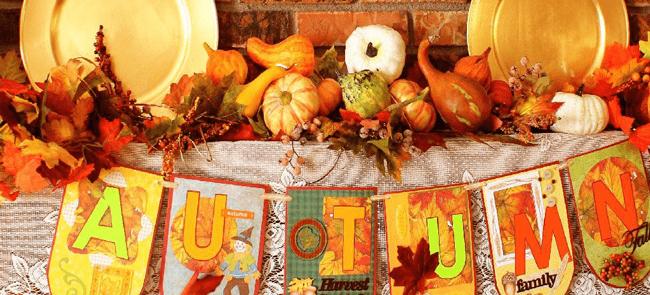 SSP 005: 10 Impressive Ways To Create A Cozy Autumn Haven