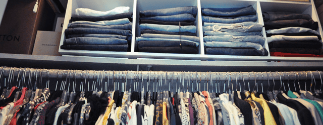 SSP 034: 5 Instant Ways to Beautify Your Closet