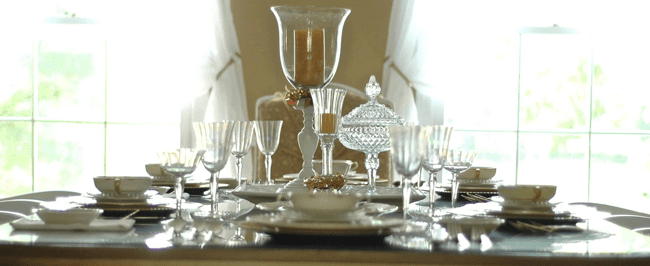 SSP 046: 7 Simple Ways to Decorate and Stage an Eye-Catching Dining Room