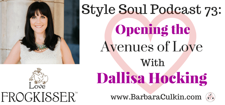 SSP 073: Opening the Avenues of Love with Dallisa Hocking