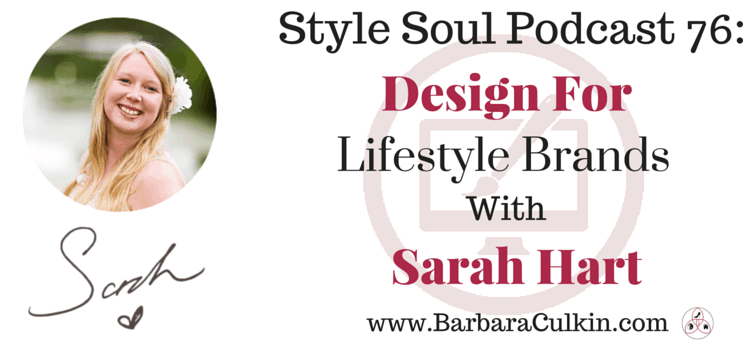 SSP 076: Design For Lifestyle Brands with Sarah Hart