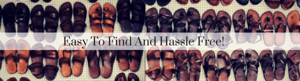 Shoes organized Easy To Find And Hassle Free!