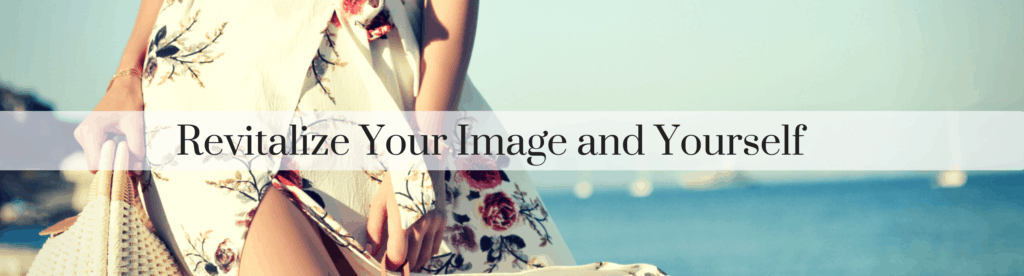 Revitalize image and self closet