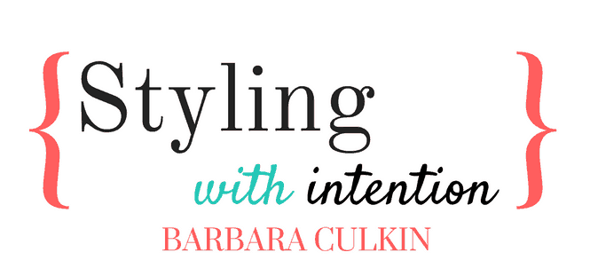 Styling With Intention