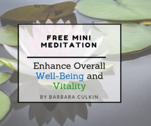 Enhance overall well-being