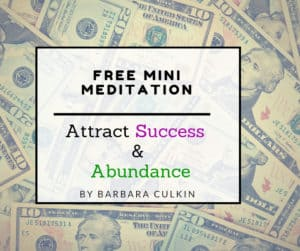 attract success